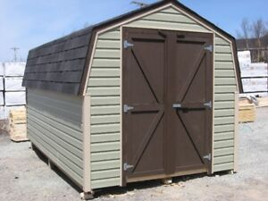shed - ready to go