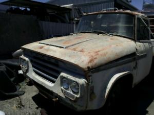 Dodge truck at4 d5n 1966