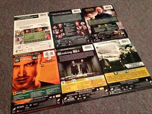 DVD Breaking Bad lot complet!!! Québec City Québec image 2