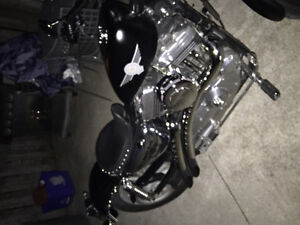 Mint Harley 883 1200 swap
