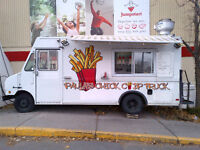Food Truck/Chip Truck For Sale