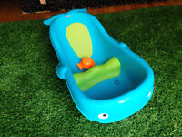 Fisher Price Whale of a Tub baby bain - bathtub!