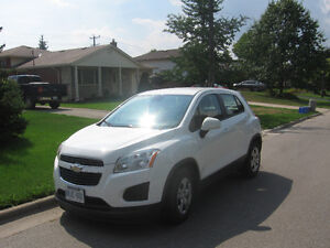 Lease Takeover  2014 Chevrolet Trax SUV, Crossover