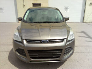 2014 Ford Escape SE SUV, 1.6L EcoBoost 54000KM