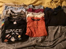 4-5 years boys clothing bundle