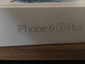 iPhone 6s Plus 32G it new because i have Samsung 7