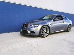 2012 BMW M3 Competition Pack 6MT