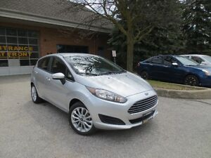 2015 Ford Fiesta SE ,BlueTooth,Very Low Km+WINTERTIRES,CERTIFIED