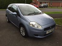 ### 2007 Fiat Punto Grande 1.4 ####