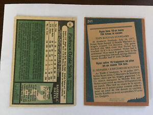 Old O-Pee-Chee Baseball cards London Ontario image 5