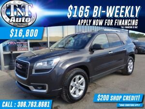 2013 GMC Acadia SLE-2 AWD-HEATED SEATS-APPLY NOW! UR APPROVED!