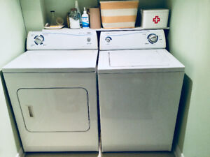 Ensemble laveuse sécheuse inglis/ washer and dryer inglis