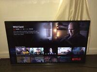 "JVC 50"" LED FULL HD SMART TV model LT-50C750"