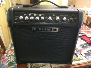 Line 6 Spider IV – 15 watts 1X8`` - amplificateurs de guitare