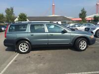 Volvo XC70 AWD ESTATE 2.5 T SE Lux,SHOW ROOM CONDITION,SATNAV,LEATHER,TOWBAR