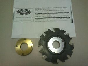 Adustable Grooving Cutter for Shaper