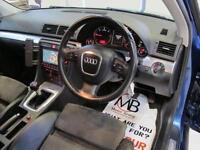 2007 AUDI A4 2.0 TDi Quattro 170 S Line 5dr