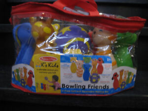 Toy Bowling Friends