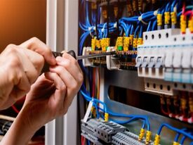 Cardiff Based Electrician ⚡️ Fully Qualified & Professional