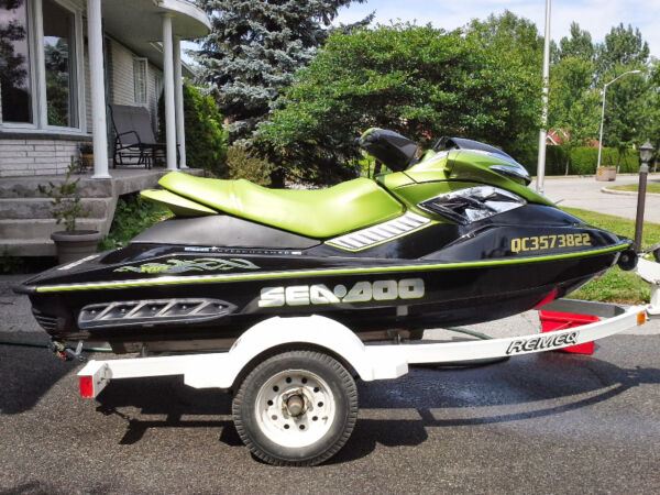 Used 2005 Bombardier Sea-doo RXP 215 Supercharged