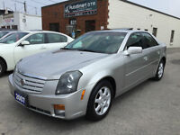 2007 CADILLAC CTS V6 NO ACCIDENT