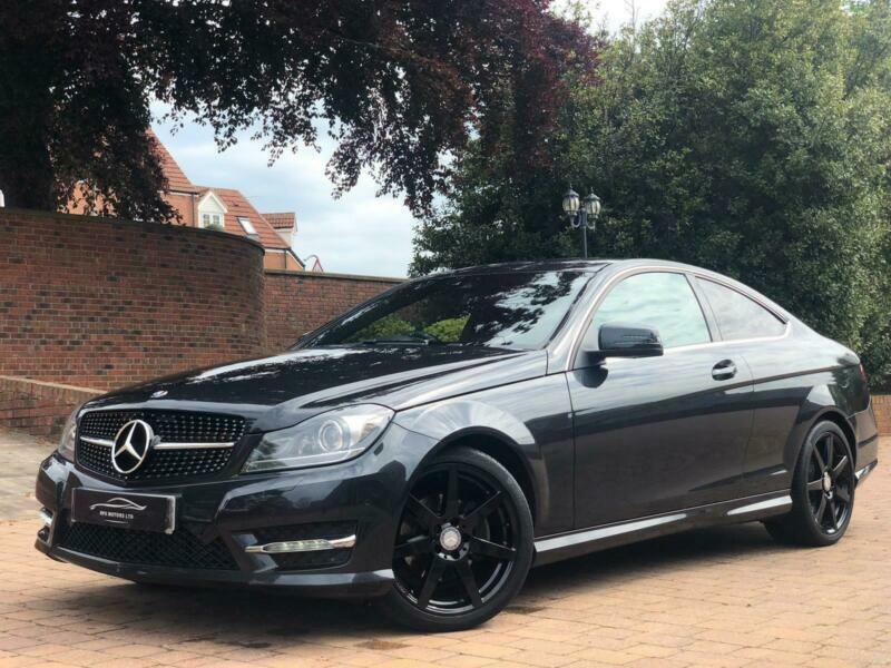 2013 63 Mercedes Benz C Class Coupe Amg Sport C250 Cdi 205bhp Auto 24 000miles In Holbeck West Yorkshire Gumtree