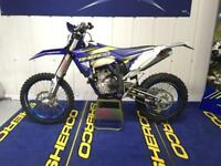 SHERCO SEF-R 300 FACTORY 2016 ROAD REGISTERED