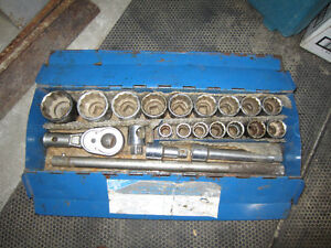3/4 Drive Socket set for sale
