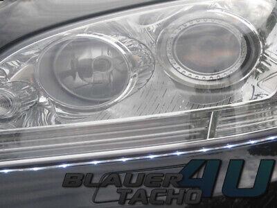 LED Tagfahrlicht TFL Standlicht E-Prüfzeichen Mercedes W140 W220 W221 C140