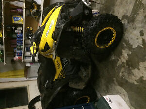 2014 can am renegade 800 xxc $10000