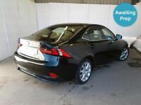 2014 LEXUS IS 300h Executive Edition 4dr CVT Auto