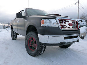 PRICED TO SELL!! Customized 2008 Ford F-150 SuperCrew XLT