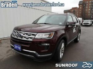 2019 Ford Explorer Limited  - Sunroof - Leather Seats - $398.47