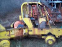 REDUCED PRICE-664B CLARK SKIDDER