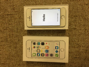 iPhone 5s  in perfect condition - no wear or damage.