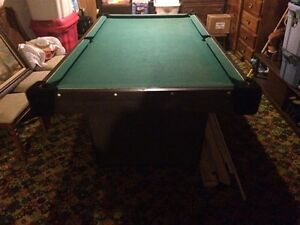 Pool table  Belleville Belleville Area image 3