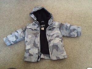 Fall/winter/spring jackets(12m)