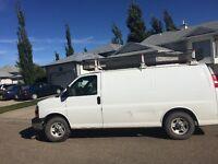 2004 GMC Savana Minivan, Van