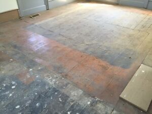 hardwood floor refinishing & sanding Kitchener / Waterloo Kitchener Area image 2