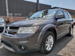 Dodge Journey FWD SXT  *SIEGE CHAUFF. BLUETOOTH CRUISE A/C* 2015