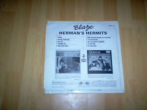 lp by Herman's Hermits reduce price Gatineau Ottawa / Gatineau Area image 2