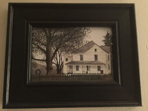 Small picture from home decor store. The picture is 5x7