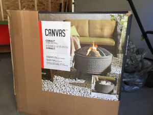 Firepit - brand new in the box!