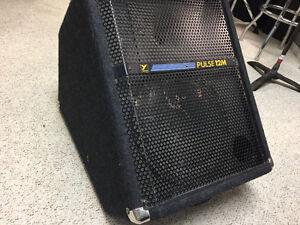 Yorkville Pulse 12 150 Watt Floor Wedge Speaker/Moniter