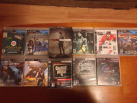 PS3 for sale with lots of games and accessories