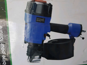 Coil Roofing Nailer