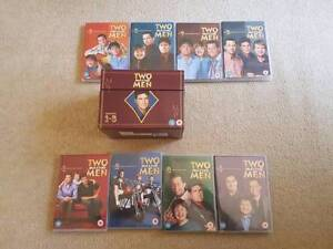 Two and a Half Men - S1 - 8 Box Set Ferntree Gully Knox Area Preview