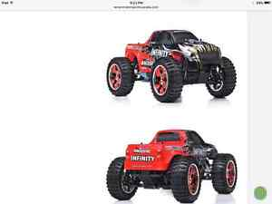 1/10 2.4Ghz Exceed RC Infinitve Nitro Gas Powered Off Road Mons West Island Greater Montréal image 1