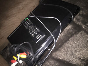 $7 for a Sony DVD player with remote