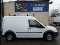 Ford Transit Connect T230 Hr 110 BHP 1.8 Diesel
